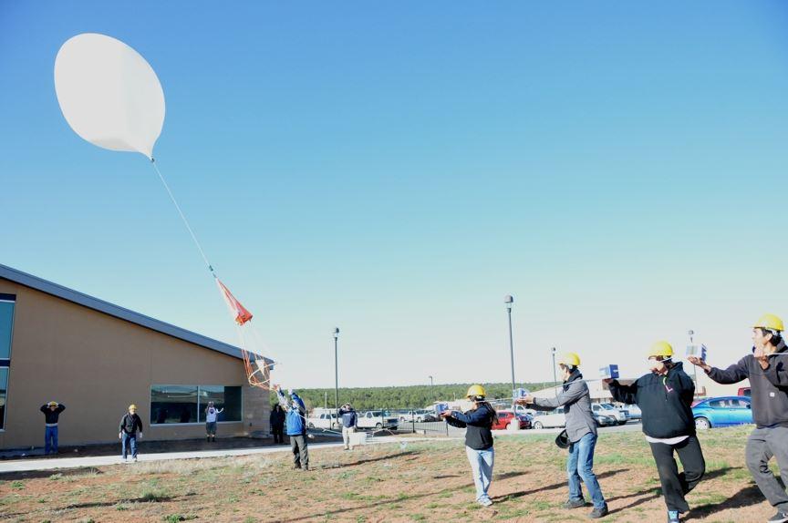 Arizona Near Space Research - ASCEND!